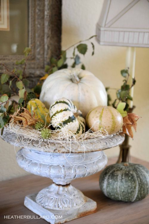 Ten Fabulous Fall Centerpieces