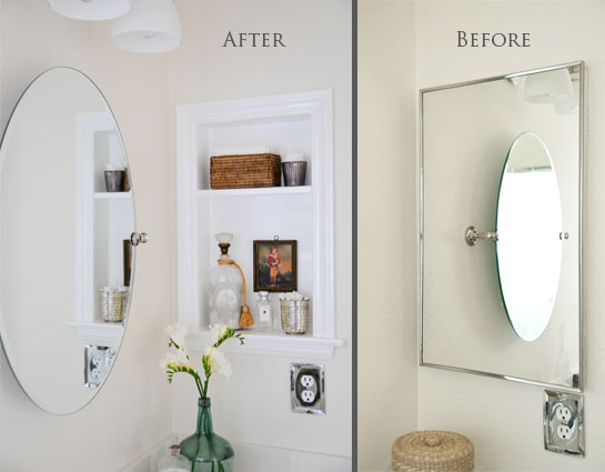 Wall Paint Color Cottage White By Behr Mirror Lowes Switch Plates Green Gl Bottle Antique Wicker Top Jar Marshalls