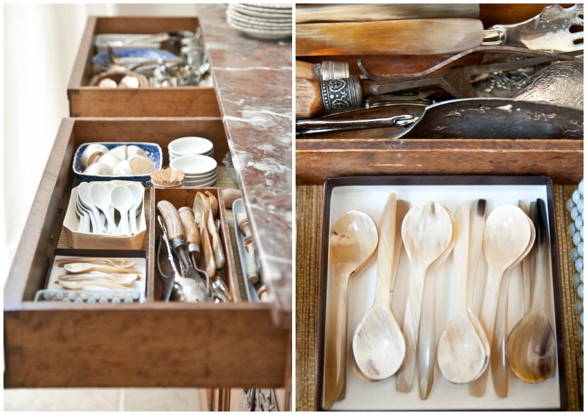 Drawer organizing ideas